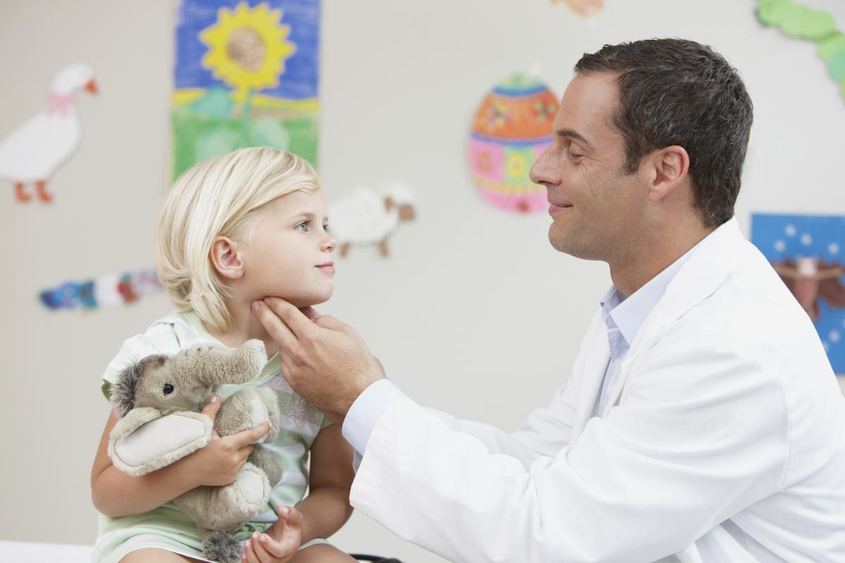 Воспаление лимфоузлов у детей: о чем это может свидетельствовать?