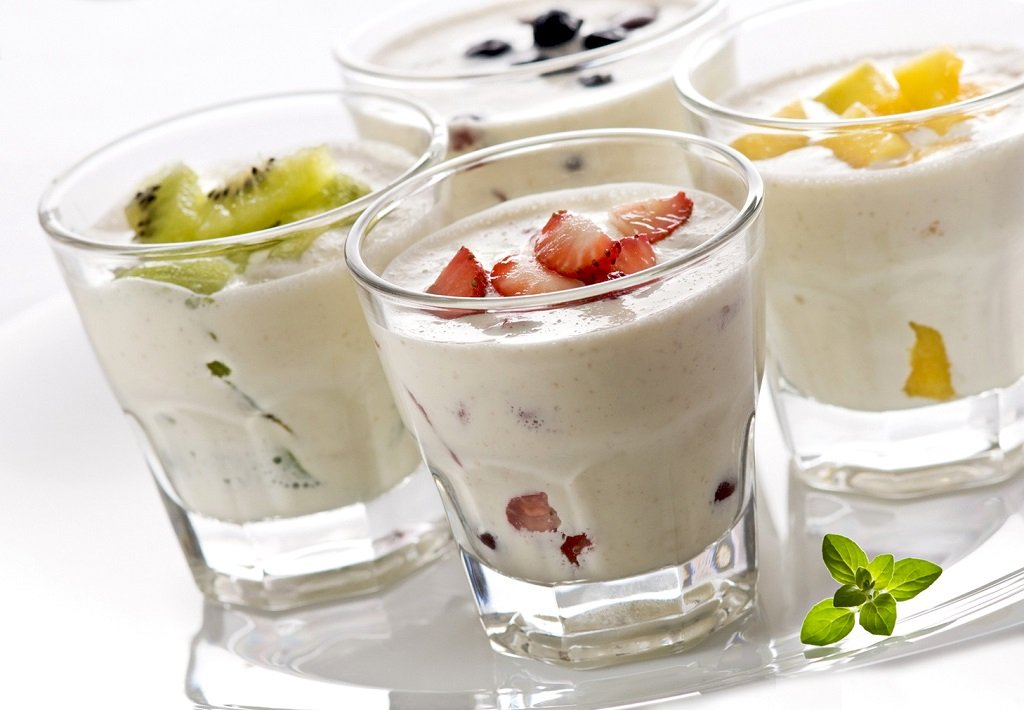 Польза йогурта во время беременности.