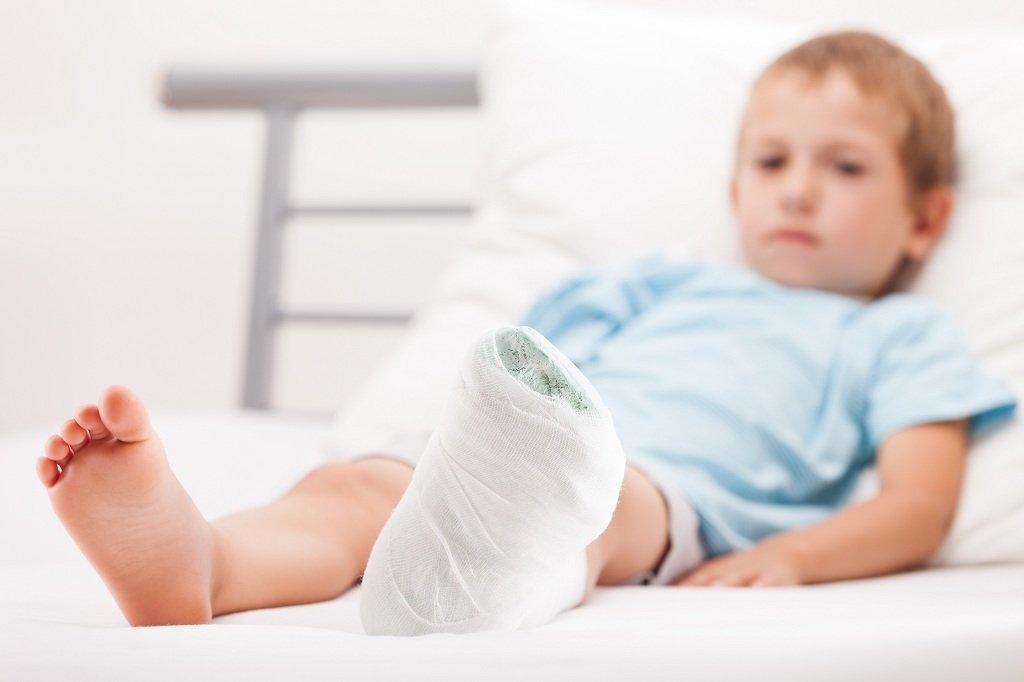 Переломы у детей: рекомендации для родителей.