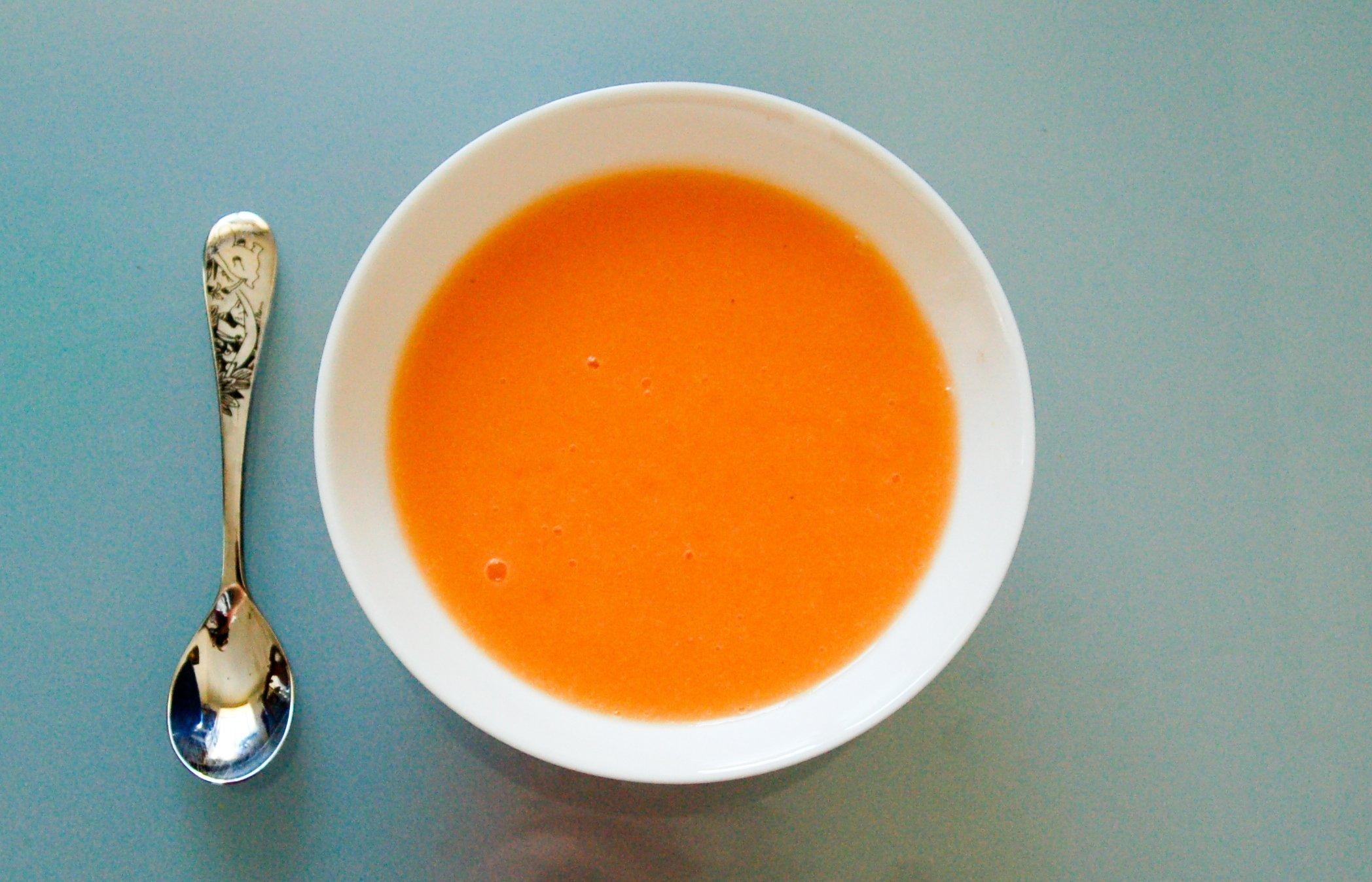 Суп для грудничка — всё что нужно знать родителям