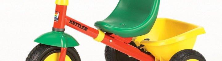 Советы по выбору трёхколесного велосипеда для малыша