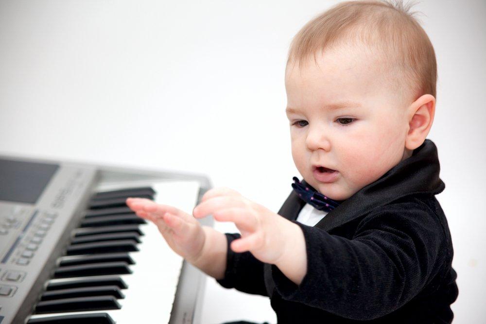 Музыка для грудничков. Раннее музыкальное развитие детей