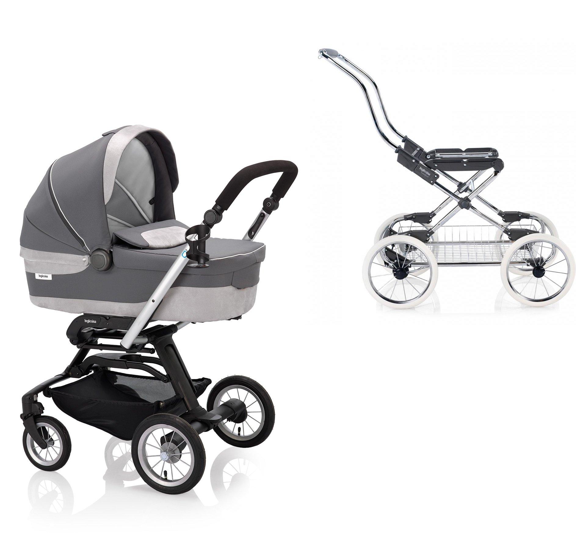 Современные детские коляски – функциональность и комфорт