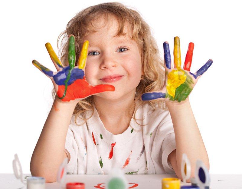 Развитие ребёнка в 5 лет