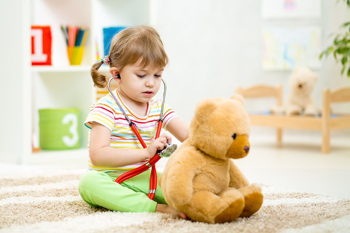 Как выбрать мягкую игрушку ребенку?