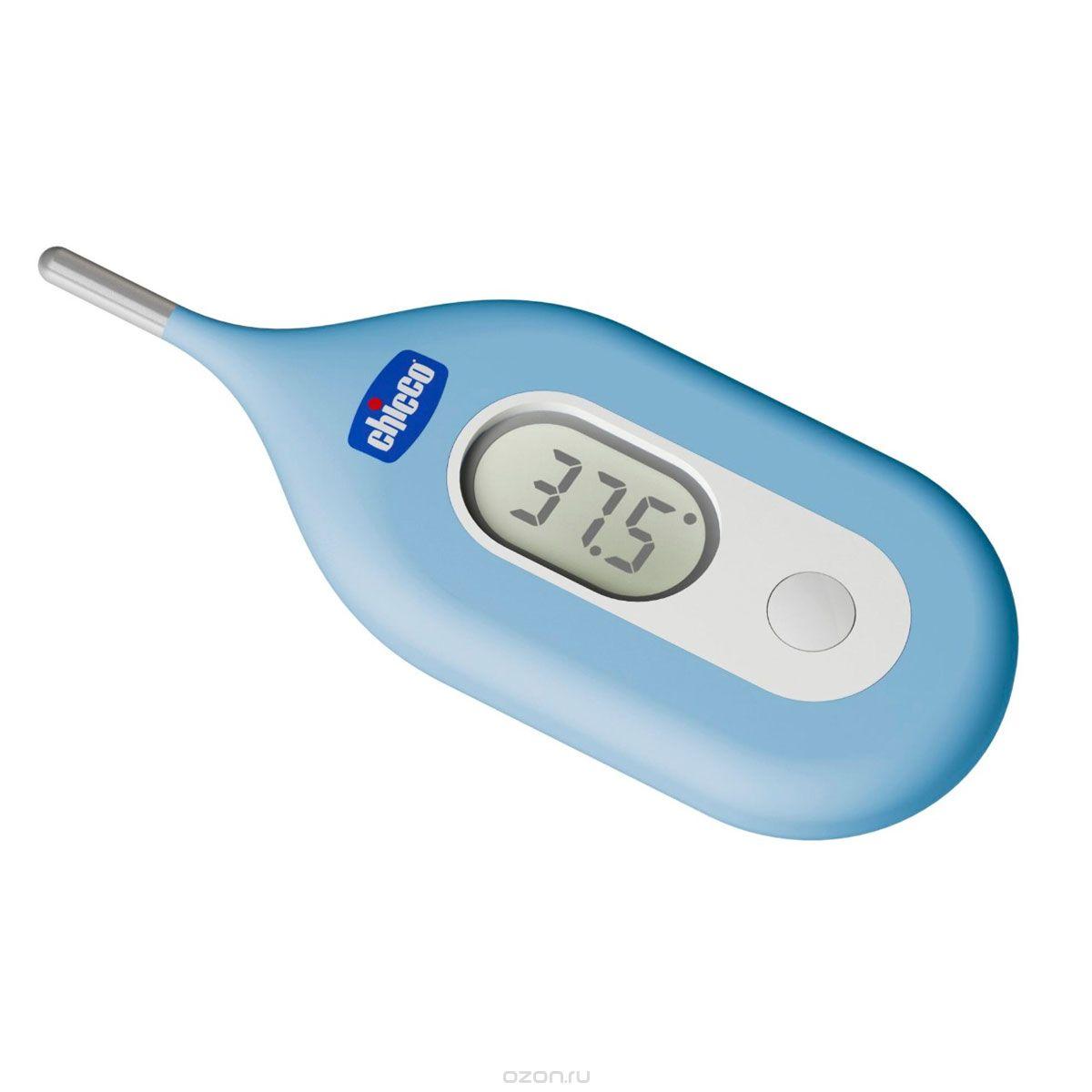 Рекомендации по выбору термометра для малыша.