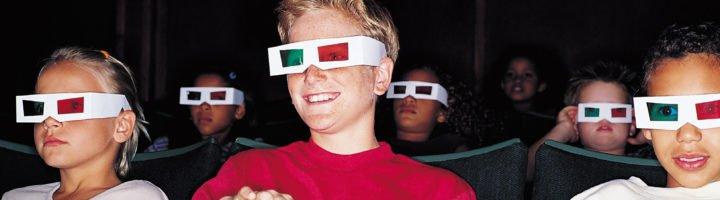 3D-фильмы: вредны ли они для детей?