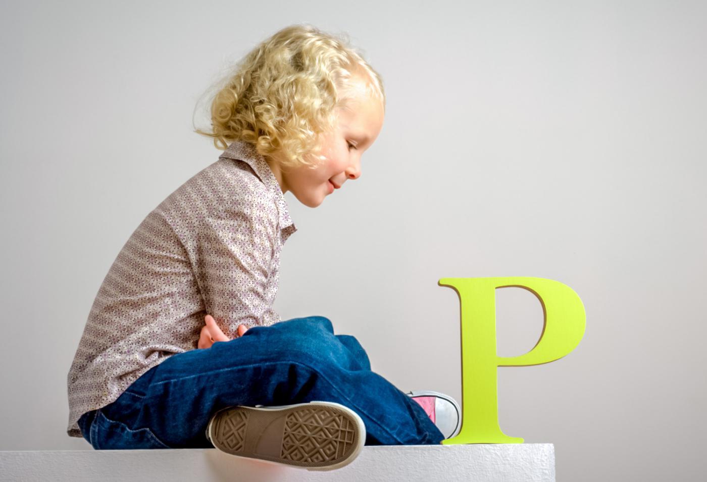 Учим ребенка выговаривать букву р.