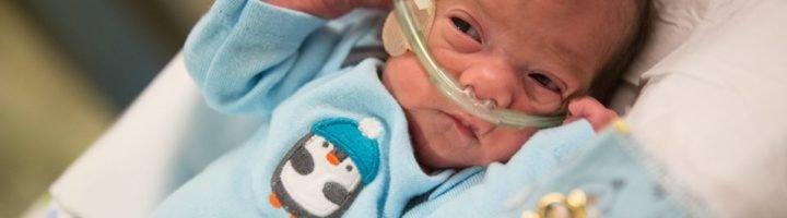 Кровоизлияние в мозг у младенцев.