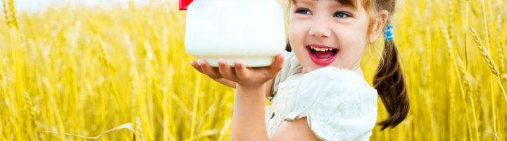 Польза и вред козьего молока для детей.