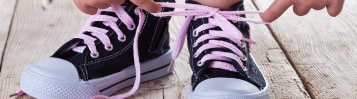 Ребенок и шнурки: как «завязать дружбу»?