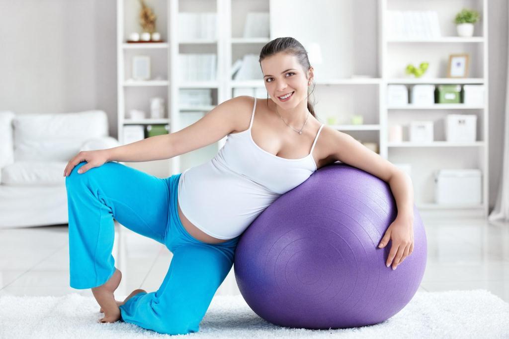 Венозные узлы у беременных женщин.