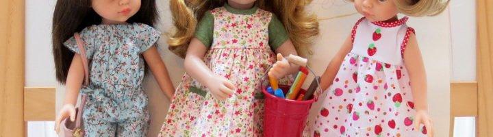 Куклы для девочек разного возраста: какими они должны быть?