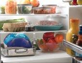 «Летние» продукты в холодильнике.