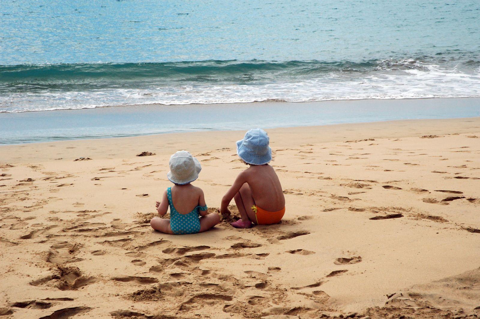 Воздействие талассотерапии на иммунитет малыша.