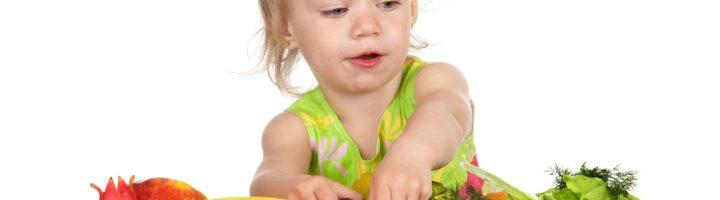 «Хватательная еда» для вашего малыша.