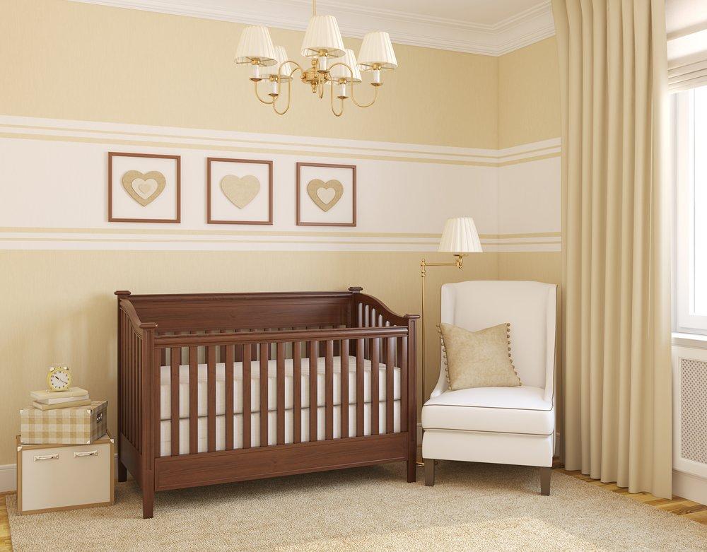 Комната для младенца: температурный режим.