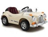 Первый транспорт для малыша: выбираем электромобиль