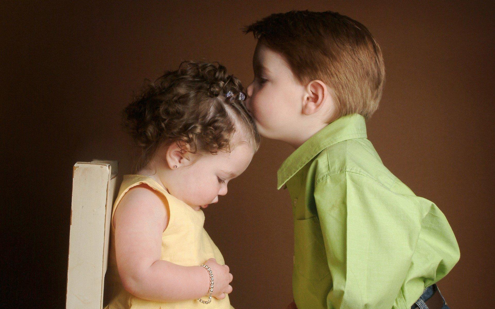 Школьная любовь ребенка