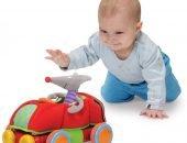 Учим малыша сидеть