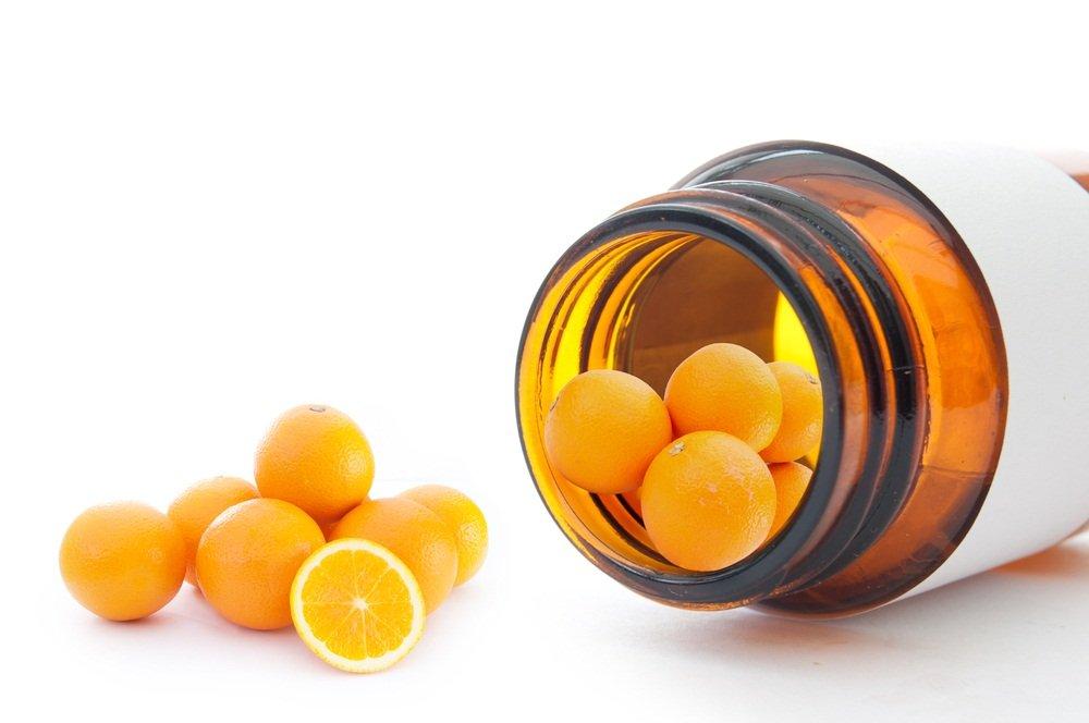 Витамин С и его польза.