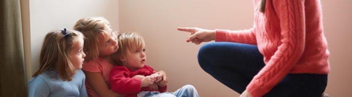 Фразы, которые не стоит говорить детям.