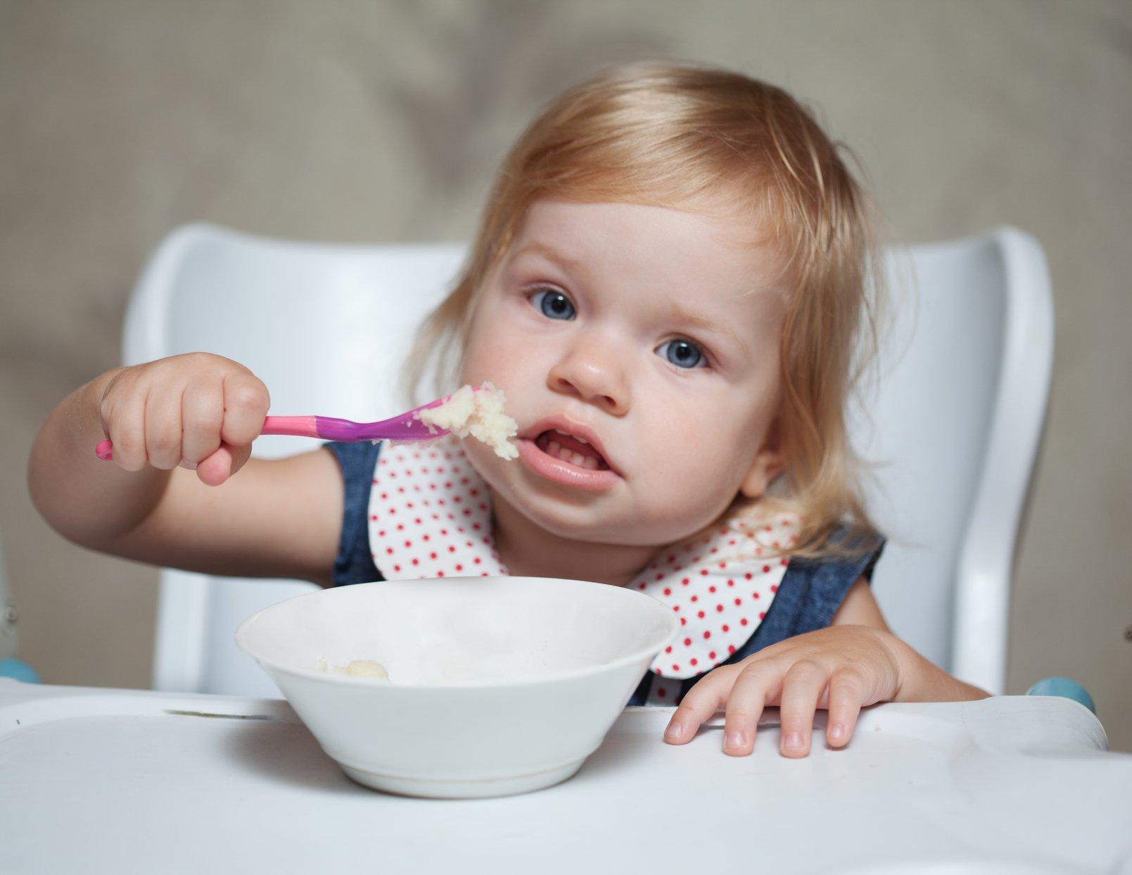 Прикормка из ягод для малыша.