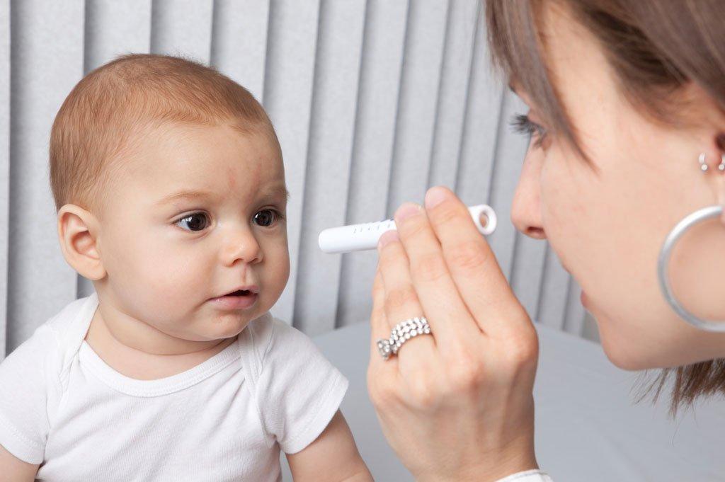 Самые распространенные заболевания у  новорожденных.