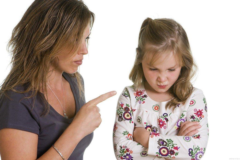 Как сказать ребенку  «нет»?