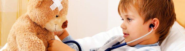 Психологические причины детских болезней или почему ребенок часто болеет?