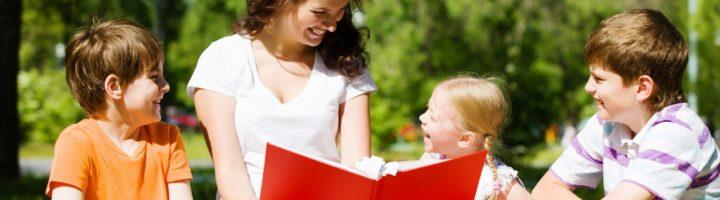 Кто ваш ребенок: визуал, аудиал, кинестетик? Тест