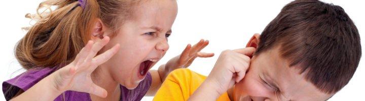 Детская агрессия: как распознать и как бороться