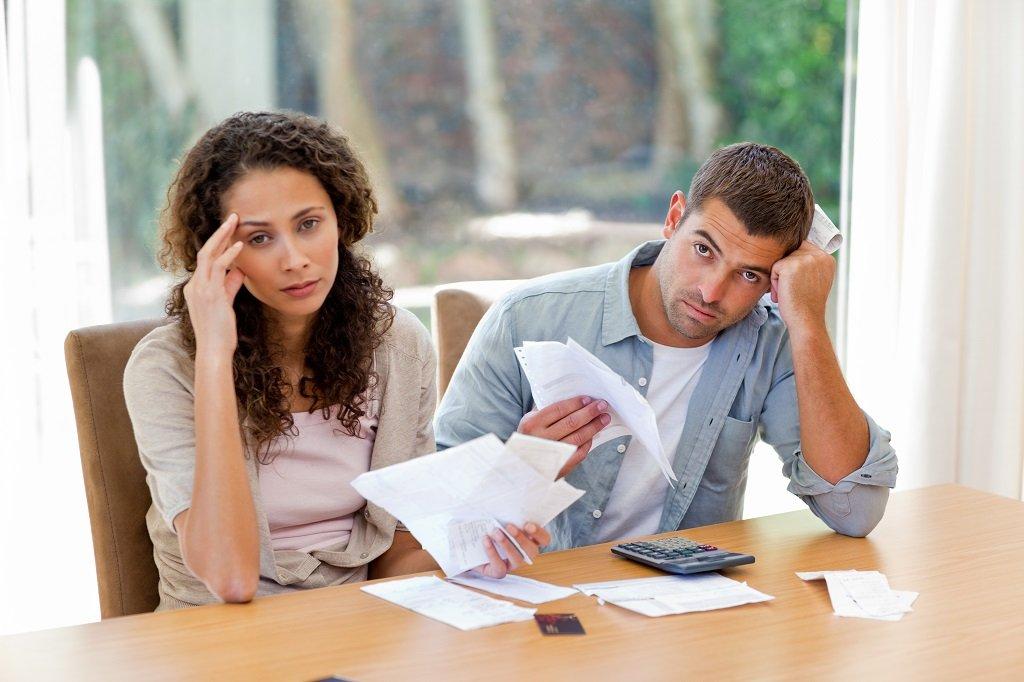 Семейные ссоры из-за денег: как избежать?