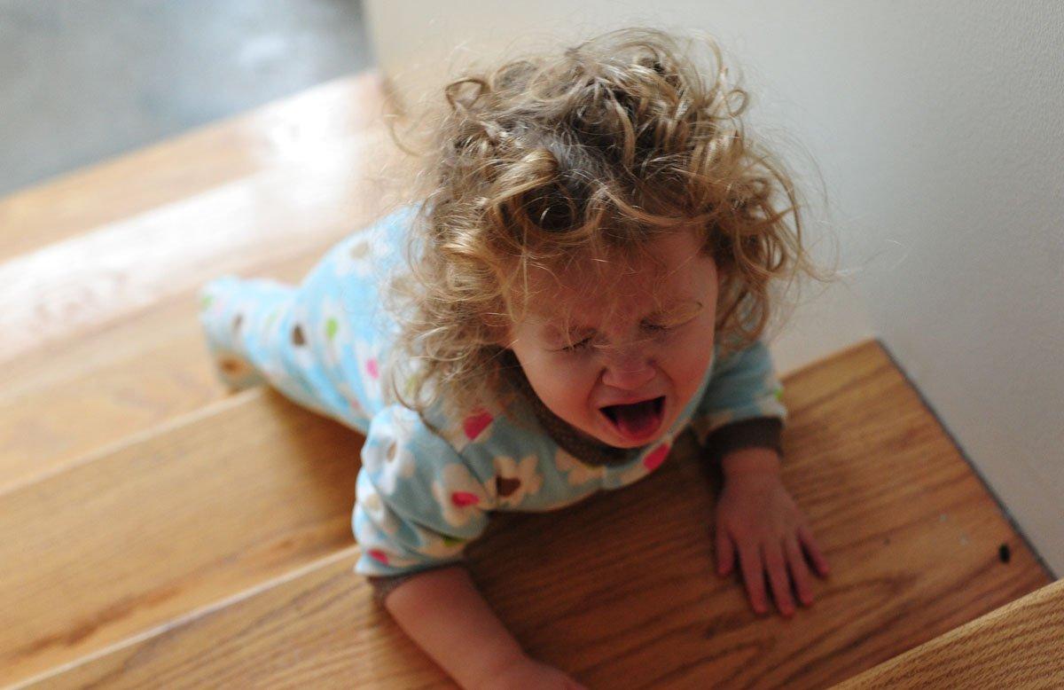 Как бороться с истерикой ребенка и как ее предотвратить