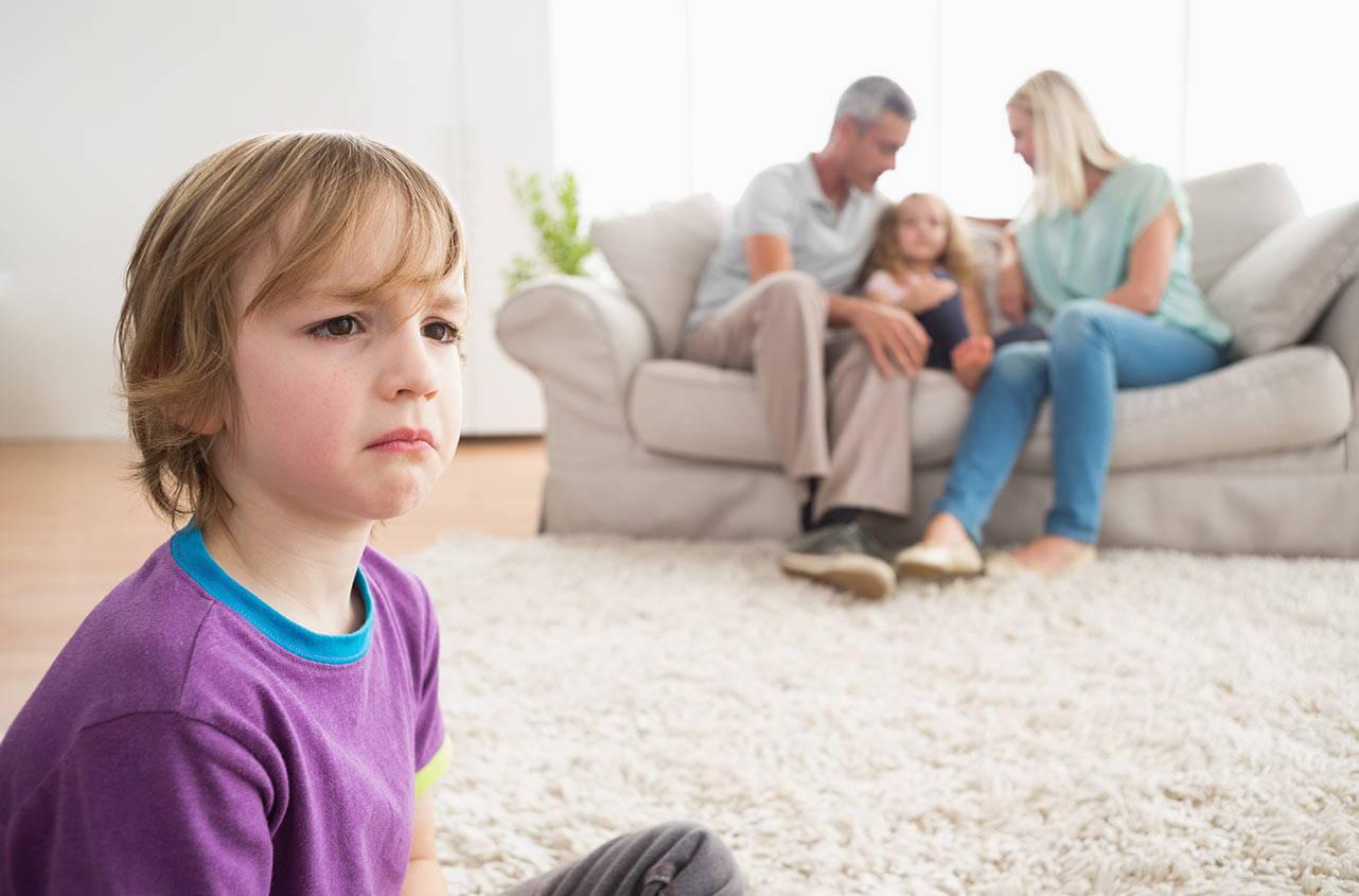 Ребенок не умеет правильно реагировать на критику? Научите его.