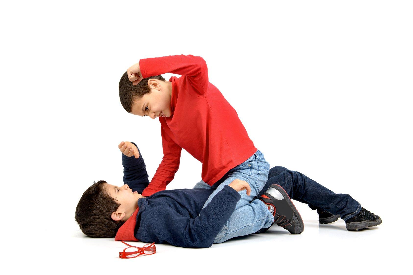Вашего ребенка обижают? Научите его противостоять конфликтной ситуации.