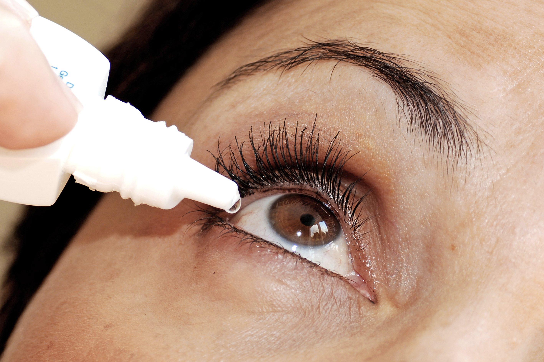 Применение глазных капель во время беременности