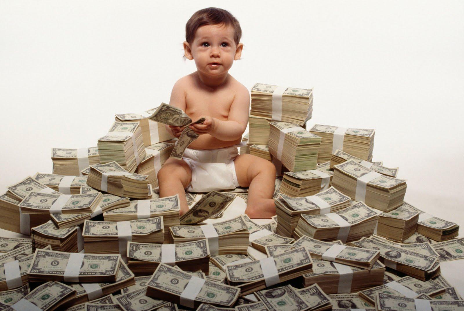 Как обучить ребенка финансовой грамотности?