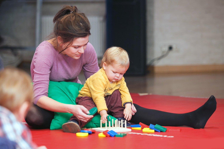Раннее развитие детей онлайн