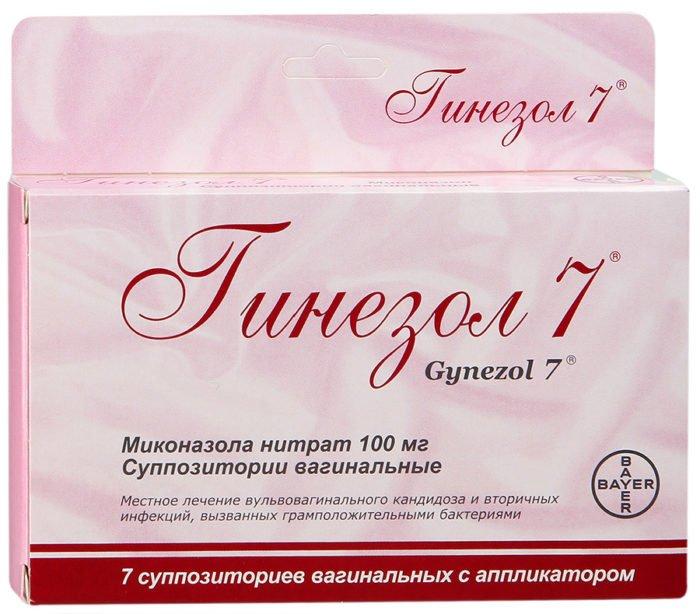 Гинезол от молочницы отзывы У истоков здоровья