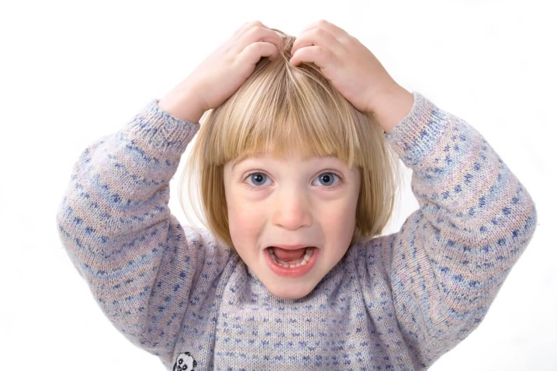 У ребенка экзема: рекомендации родителям.