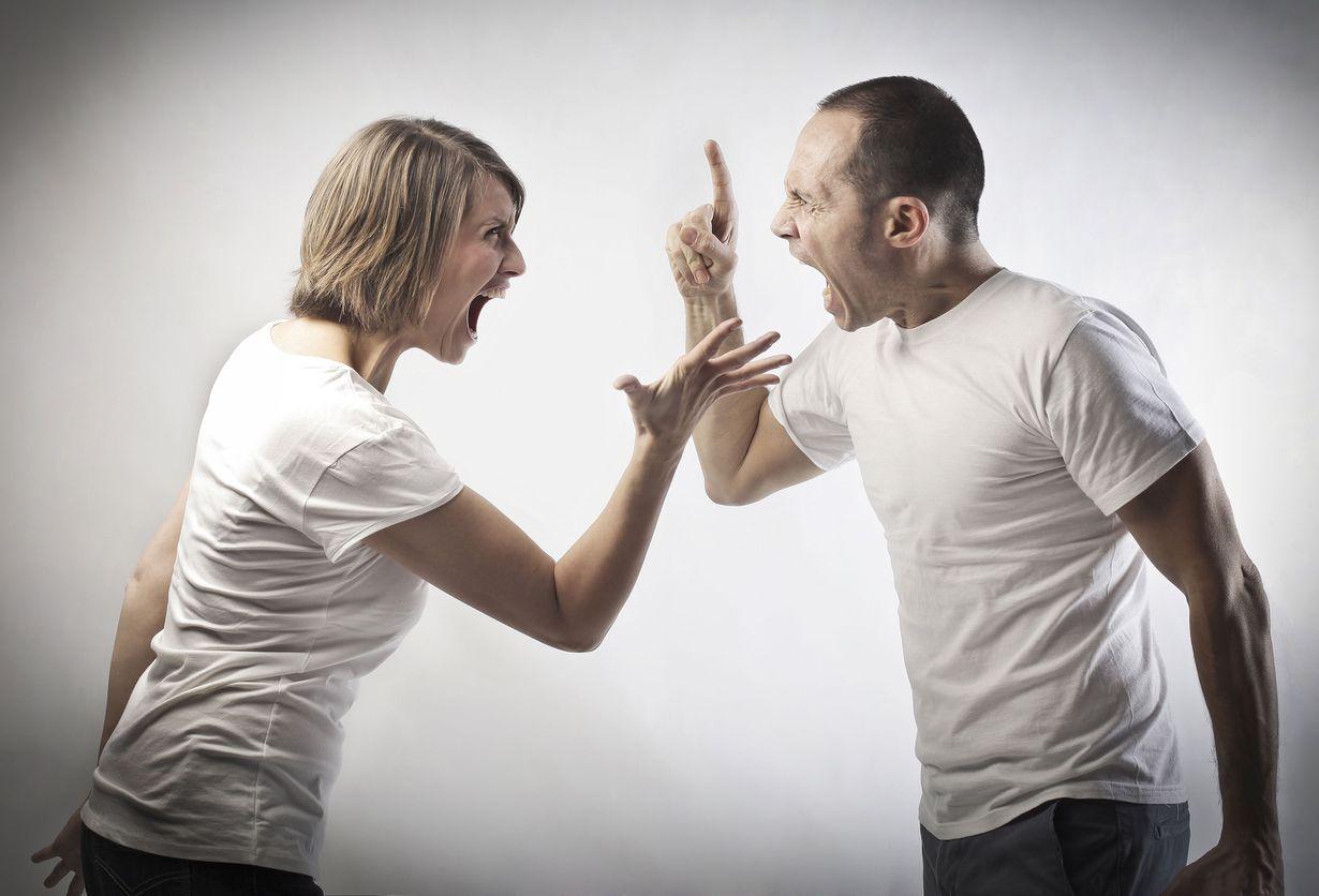 Семейные ссоры. Как помириться?