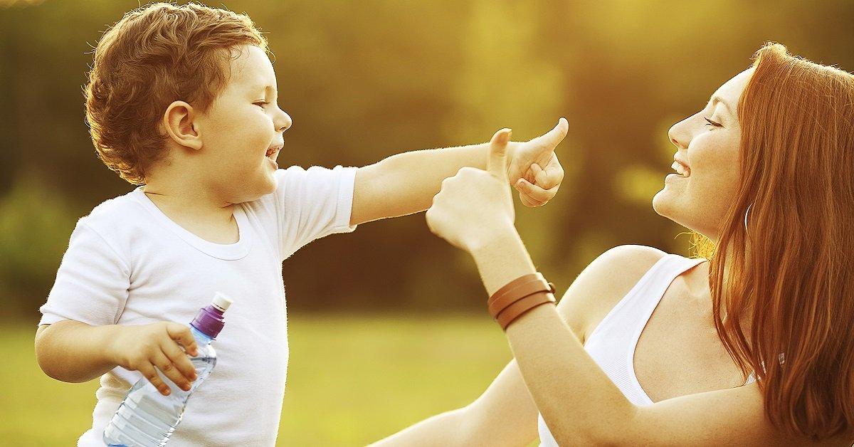 Ребенок не обязан вам ничем! Благодарность и вся истина о ней.