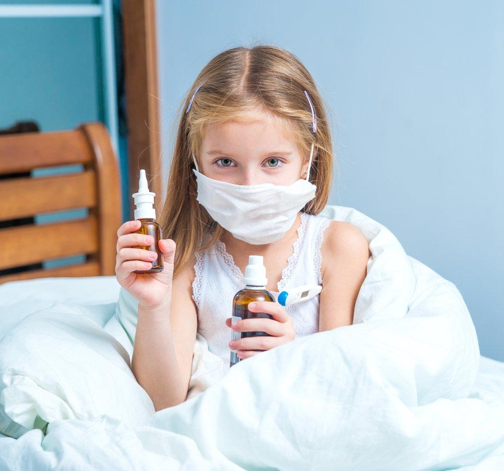 Как выбрать лекарство от простуды для детей