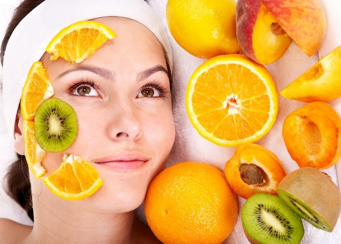 фруктовая маска