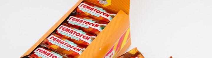 упаковка Гематогена