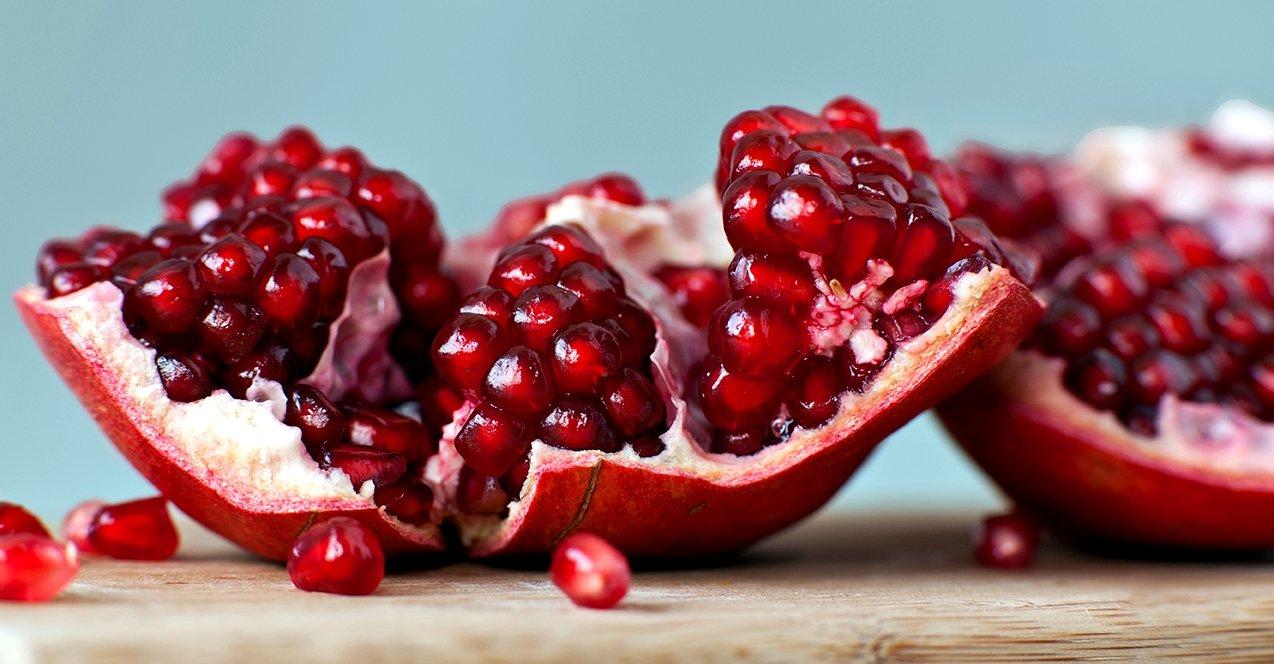 Гранат — король плодов и кладезь витаминов для будущих мам