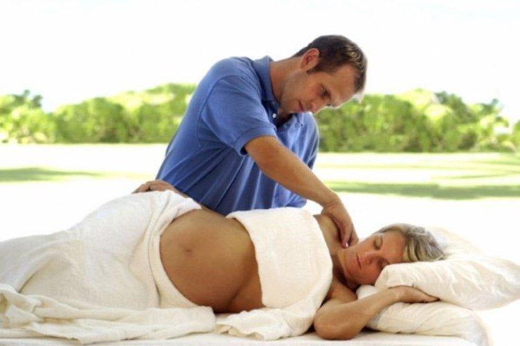 Полезен ли беременным массаж 53