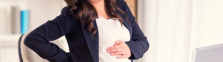 беременность без запора