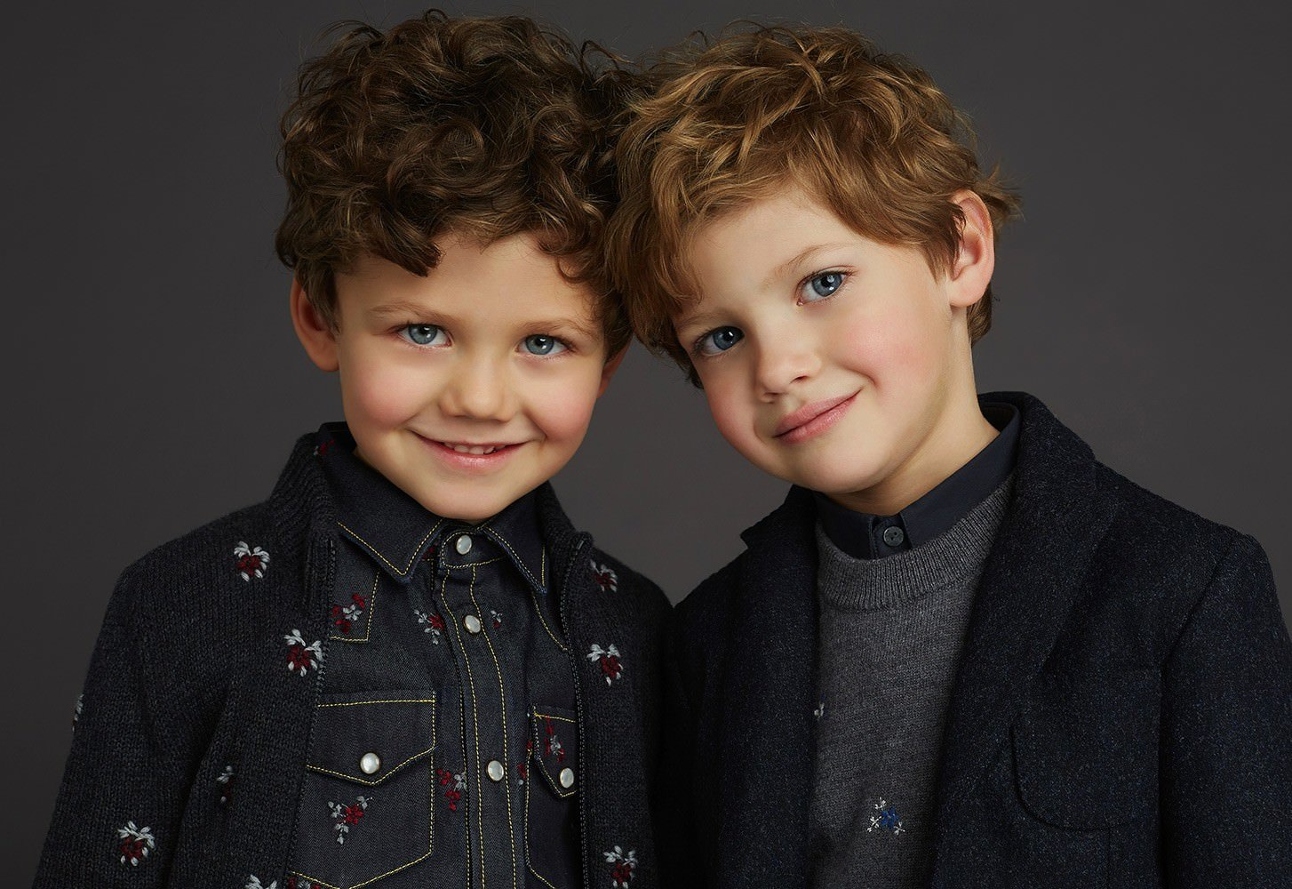 Стрижки на вьющиеся волосы для мальчиков